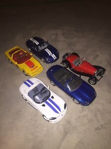 Diecast 1:24 scale cars for sale (cheap)