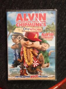 Alvin and the chipmunks dvd