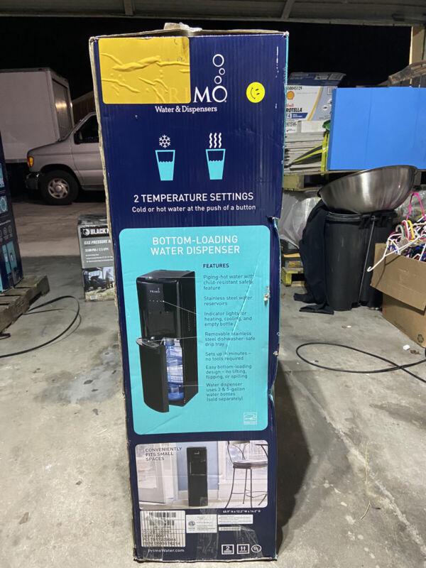 water cooler dispenser bottom load