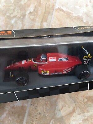 Onyx Formula 1 Ferrari F92A Jean Alesi  1:43 Scale Model New