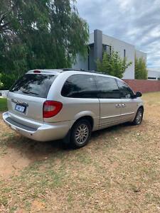 2003 Chrysler Grand Voyager Wagon
