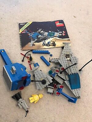 Lego Vintage Space 6931 With Intructions