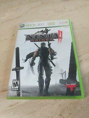 Ninja Gaiden II Xbox 360 for sale  Shipping to Nigeria