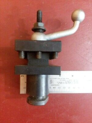 Turret Tool Post For Metal Lathe Southbend Clausing Logan Jet 2 12