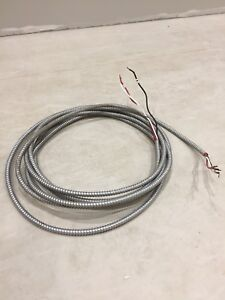 37 ft of BX 10/3 armoured wire