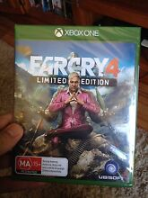 Far Cry 4 Xbox 360 new unused Valley Heights Blue Mountains Preview