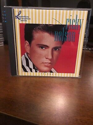 Rick Nelson : Legendary Masters Series, Volume 1 CD