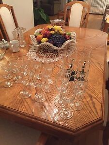 WINE/WATER GOBLETS
