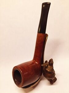 Restored Pipe for Smoking Tobacco - made in Franc