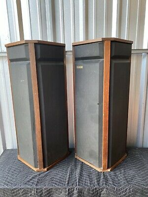 VINTAGE ALLISON ONE HOME THEATER TOWER SPEAKERS