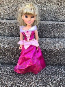 Doll. Disney Princess. Approx 40cm. Used