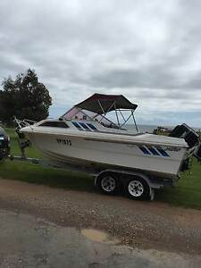 Nesscraft Magnum 19 fishing / family boat Moonta Bay Copper Coast Preview