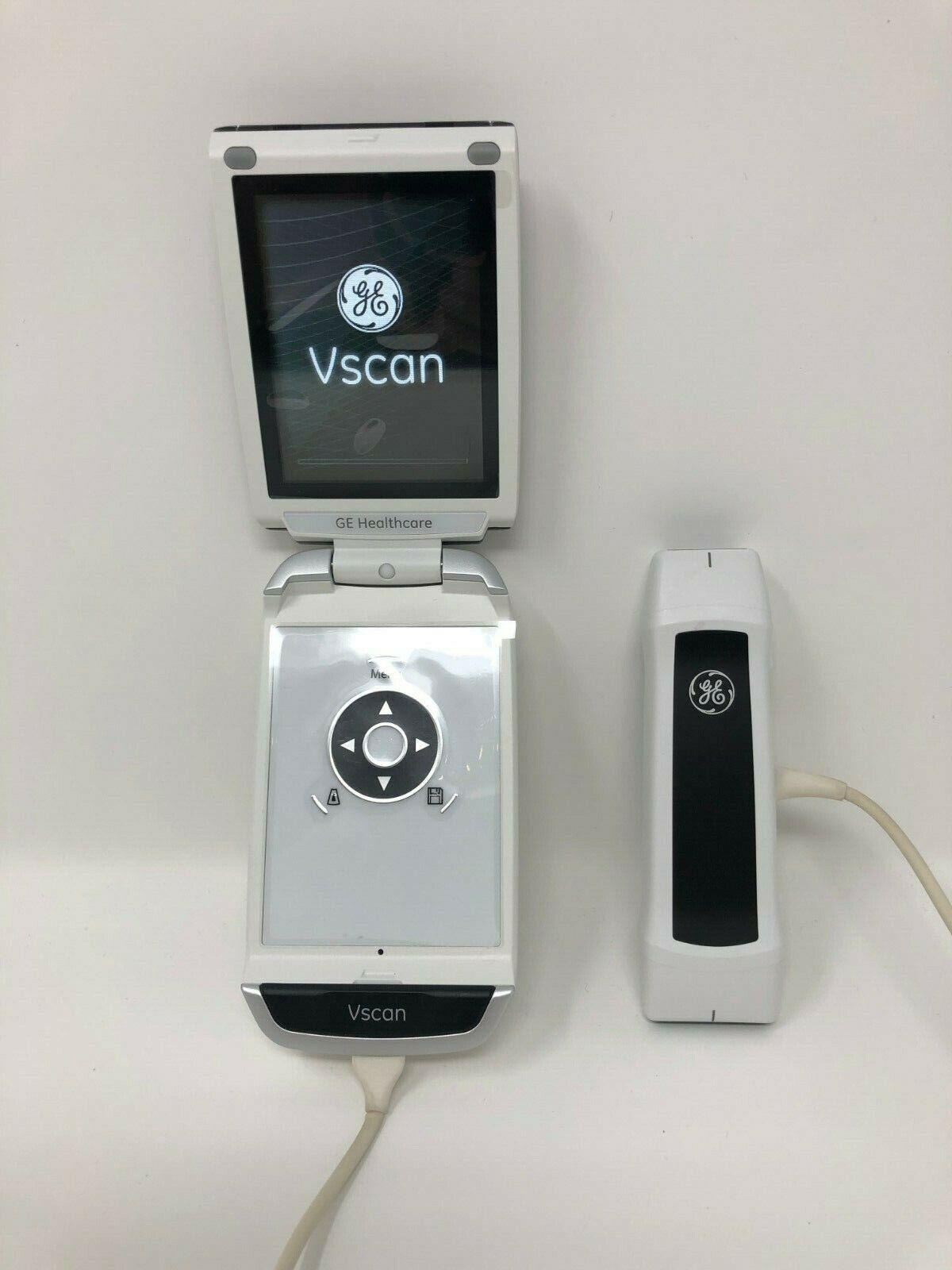 Best NEW – OPEN BOX GE VSCAN PORTABLE ULTRASOUND MACHINE