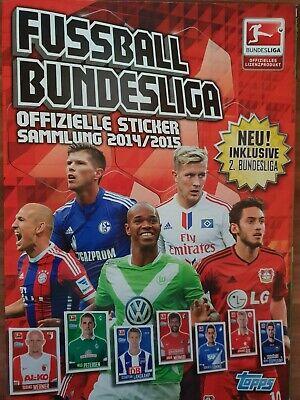 Topps Bundesliga 14/15  10 Sticker aussuchen aus allen 300 Stickern comprar usado  Enviando para Brazil