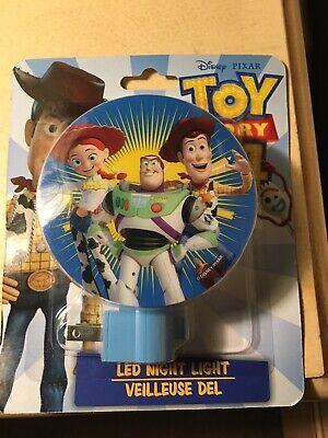 LED Night Light Toy Story 4 Buzz Woody Jessie  Rotary Shade Brand (Woodies Light Shades)