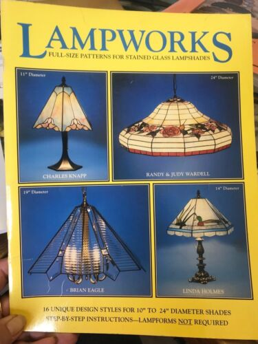 Lampworks Stained Glass Pattern Book