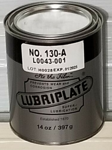 Lubriplate No.130-A Mil Spec Grease 14 oz can.