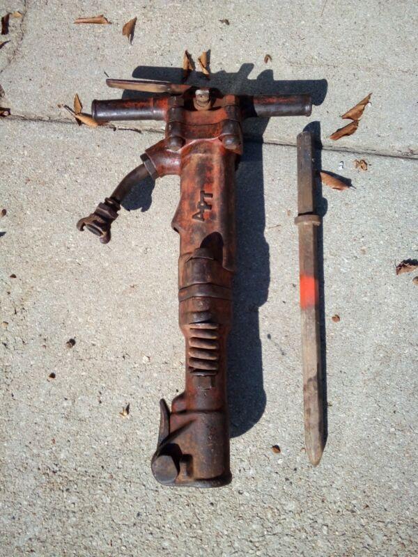 APT 60 lb  Pneumatic Jack Hammer Breaker