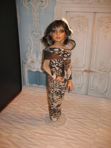 OOAK REPAINT by PGR SPA - Signed-New HTF WIG
