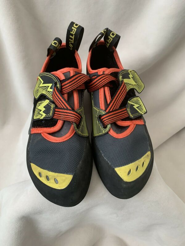 la sportiva climbing shoes Size 6.5 Euro 39 Excellent Used Condition