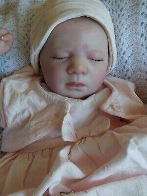 REBORN BABY GIRL DOLL,, ALEXA