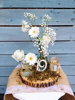Affordable wedding centerpieces for rent