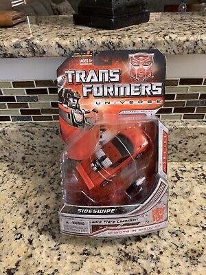 Transformers Universe Classics Sideswipe