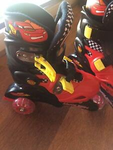 Lightning McQueen 2 in 1 Trainer Skates Mount Martha Mornington Peninsula Preview