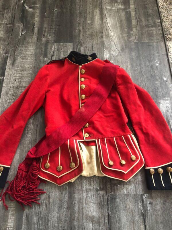 Canadian highlander tunic RHC