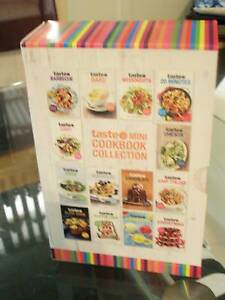Taste.com Mini Cookbook Collection Coorparoo Brisbane South East Preview