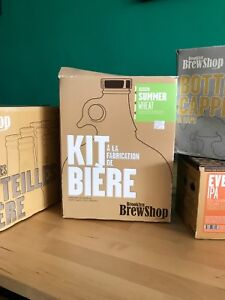 Complete beer making kit!