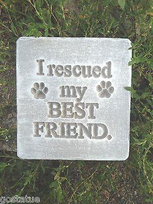 Best friend dog mold  6