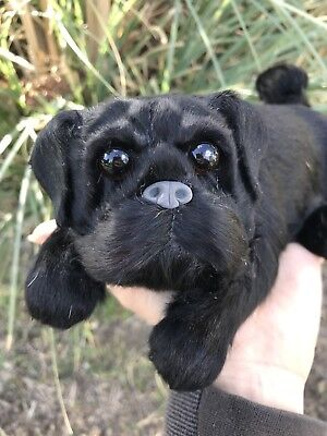 Miniature Puppy Dog Furry Animal * Gift Idea * Doll Prop or Friend * Party Decor](Puppy Party Ideas)