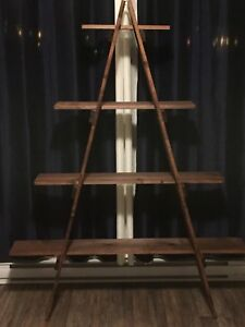 Ladder shelves  ($100 each) firm