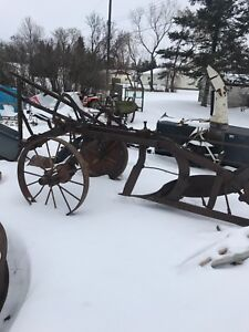 Antique Plow For Sale $350