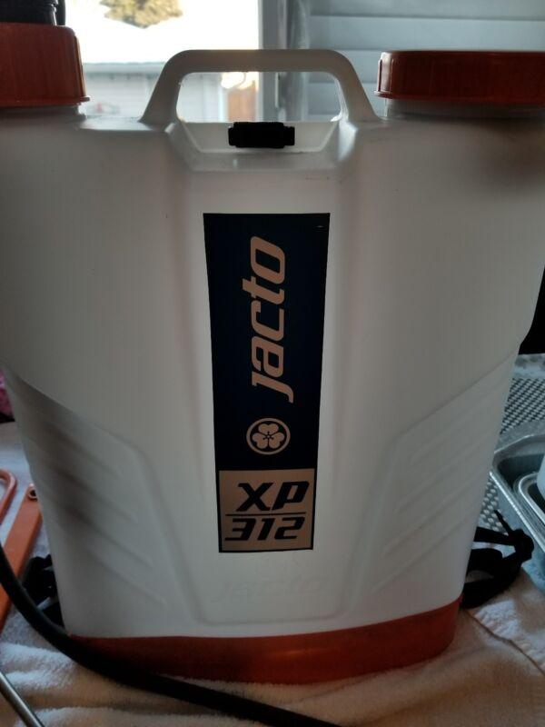 Jatco backpack sprayer Xp 312