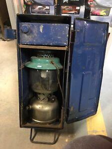 Vintage 1950s Coleman Lantern
