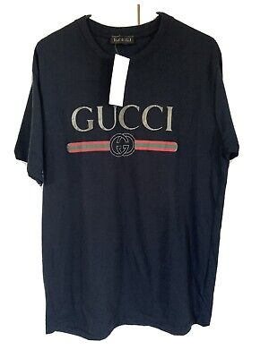 mens gucci t shirt