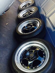 SIMMONS WHEELS F90 Cranbourne North Casey Area Preview