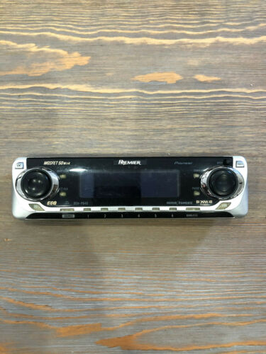 Pioneer DEH-P640 DEH-P6400 DEH-P7400MP car stereo FACEPLATE ONLY FACE only