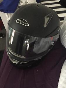 RJays Motorbike Helmet Cremorne North Sydney Area Preview