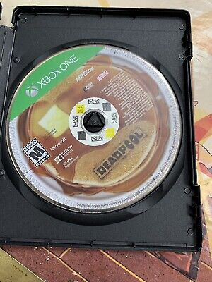 XBOX ONE Deadpool (DISC ONLY)