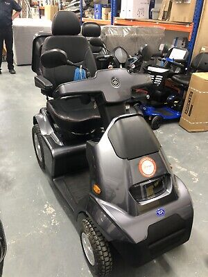 Tga Breeze S4 Hd Battery Mobility Scooter (Free UK Delivery)