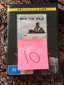 Into the wild DVD Cranbourne North Casey Area Preview