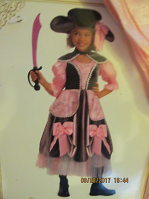 Renaissance Halloween Princess Costume S 6 Vivian the Pirate Chasing Fireflies