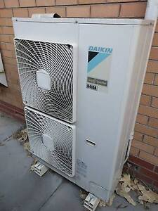 Daiken 12.5kW Reverse Cycle Ducted A/C system Vale Park Walkerville Area Preview