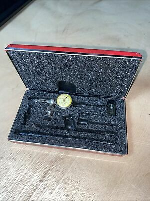 Starrett Last Word Indicator 711 X .001 In Case Some Missing Pieces A