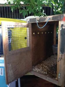 Wooden animal carrier Landsborough Caloundra Area Preview