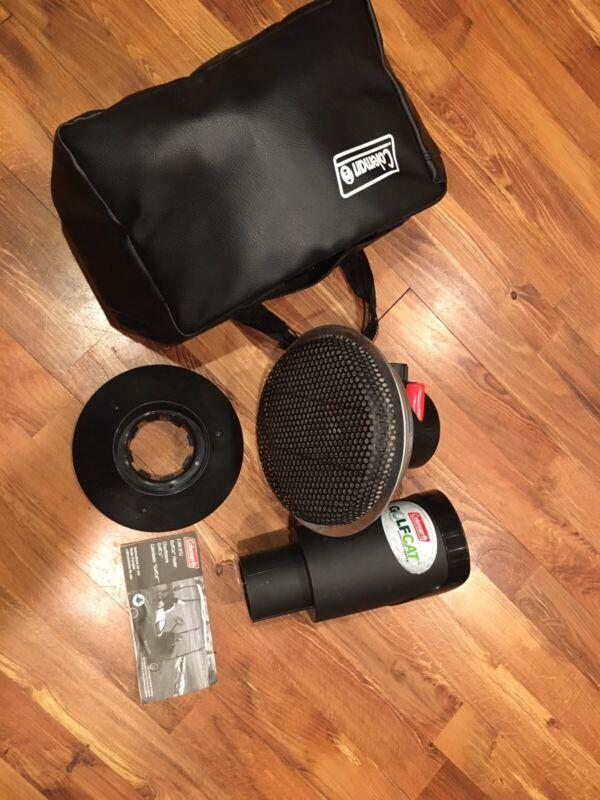 Coleman Golfcat Propane Golf Cart Catalytic Heater with carry bag