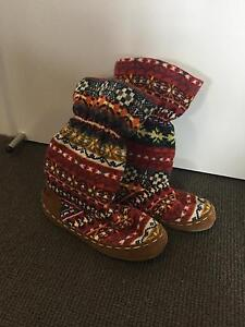 soft winter autumn casual boots . Size us 9. Lidcombe Auburn Area Preview